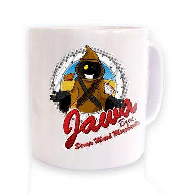 Version 2 Jawa Bros Scrap Metal Merchants mug