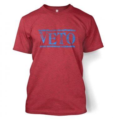 VETO  t-shirt