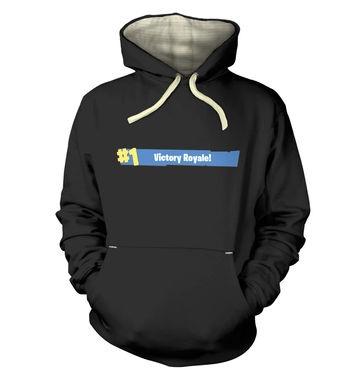 Victory Royale premium hoodie