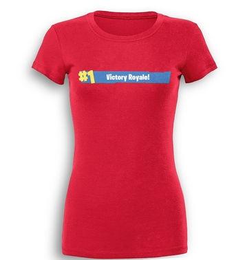 Victory Royale premium women's t-shirt