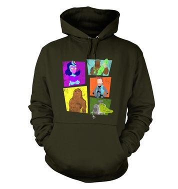 Vindicators 3 hoodie