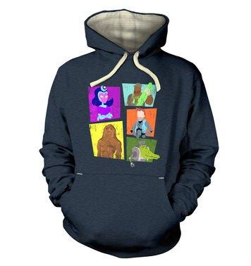 Vindicators 3 premium hoodie