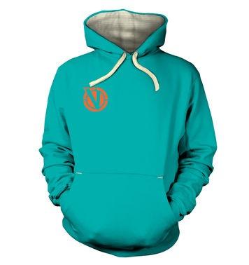 Vindicators Logo premium hoodie