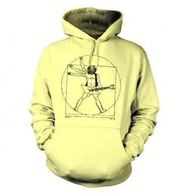 Vitruvian Rocker hoodie