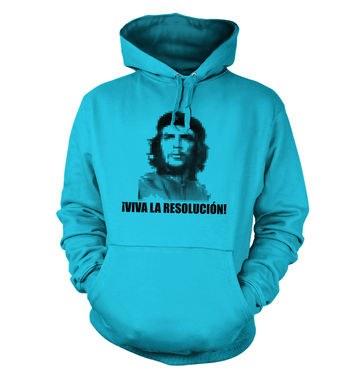 Viva La Resolucion hoodie