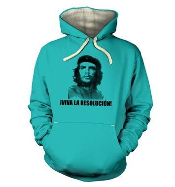 Viva La Resolucion hoodie (premium)