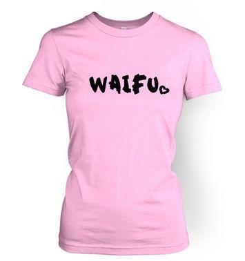 Waifu women's t-shirt