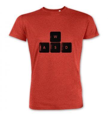 WASD  premium t-shirt
