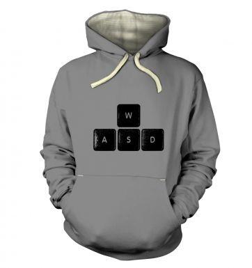 WASD hoodie (premium)