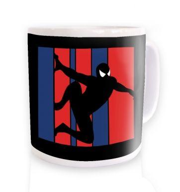 Web Slinger mug