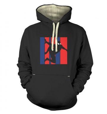 Web Slinger hoodie (premium)