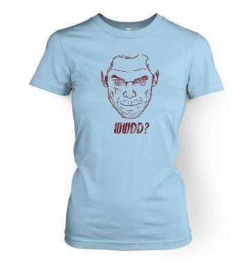 What Would Dexter Do womens t-shirt