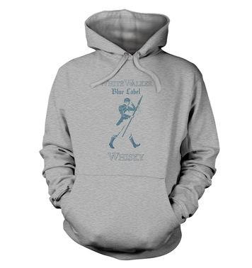 White Walker Whisky premium hoodie