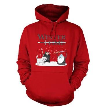 Winter Time hoodie