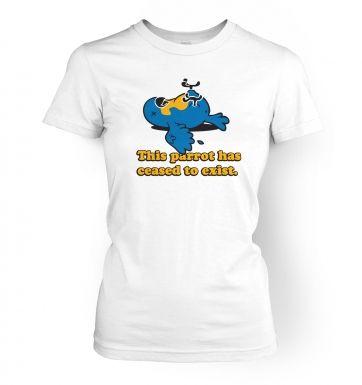 Dead Parrot women's t-shirt
