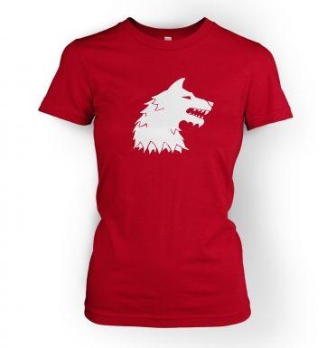 Dire Wolf women's t-shirt