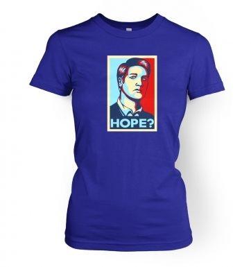 Governor Retro Poster women's t-shirt