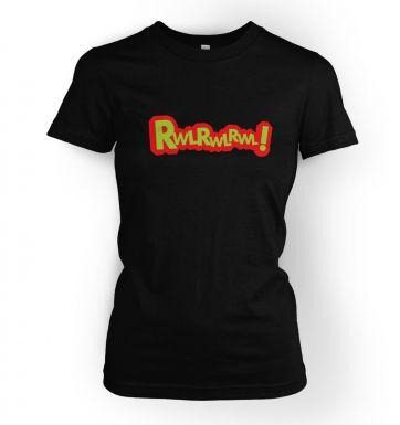 rwlrwl womens t-shirt