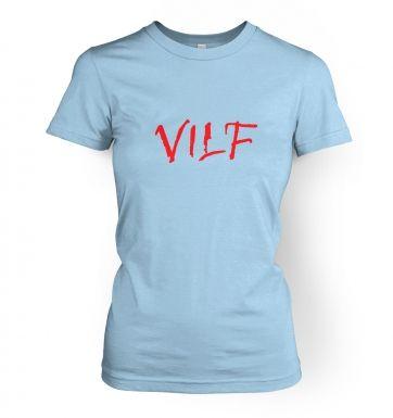 VILF womens t-shirt