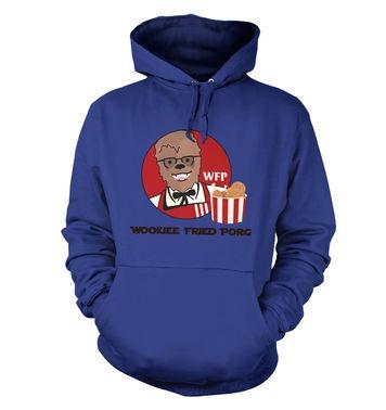 Wookiee Fried Porg hoodie