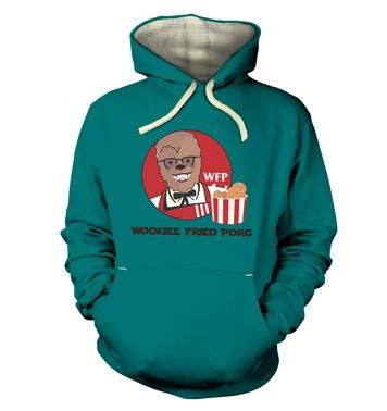 Wookiee Fried Porg premium hoodie
