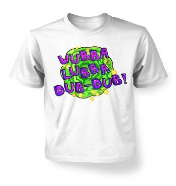 Wubba Lubba kids t-shirt