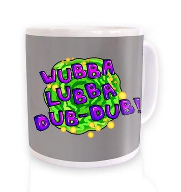 Wubba Lubba mug
