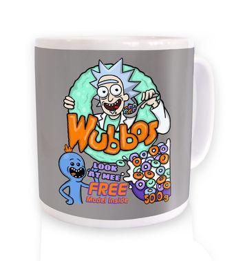 Wubbos Cereal mug