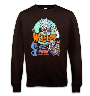 Wubbos Cereal sweatshirt