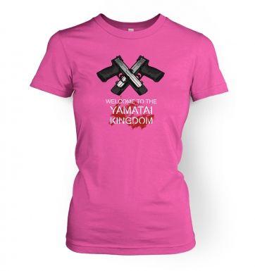 Yamatai Kingdom   womens t-shirt