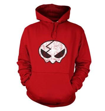 Yoko Skull adult hoodie