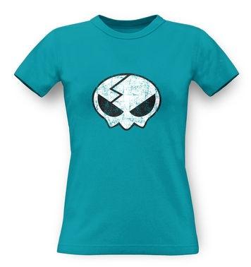 Yoko Skull classic womens t-shirt