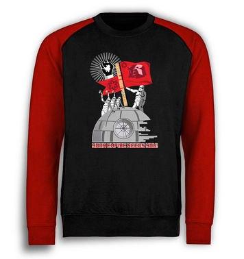 Your Empire Needs You baseball sweatshirt
