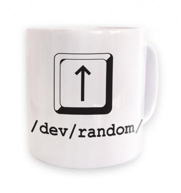 You're Random Linux  mug