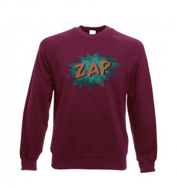 Zap sweatshirt
