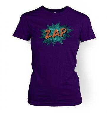 Zap  womens t-shirt