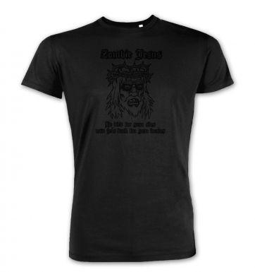 Zombie Jesus premium t-shirt