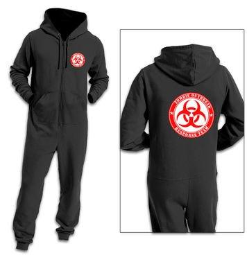 Zombie Outbreak Response Team onesie