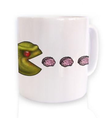 Zombie Pacman mug