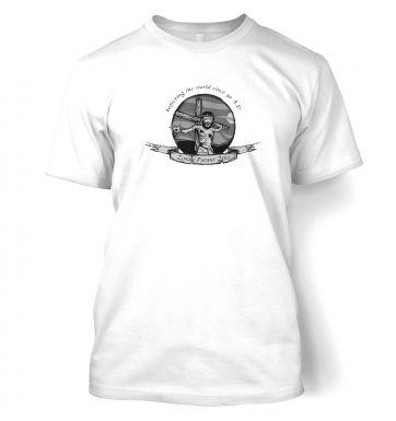 Zombie Patient Zero t-shirt