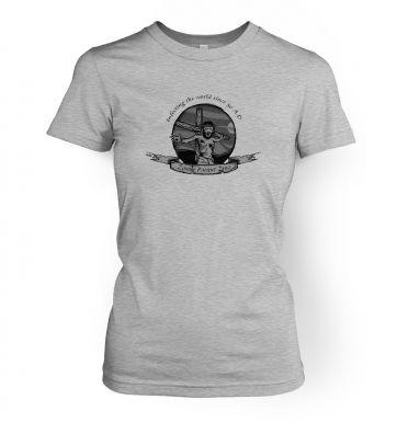 Zombie Patient Zero   womens t-shirt