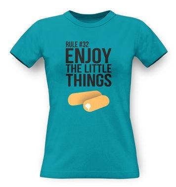 Zombie Rule 32 classic women's t-shirt