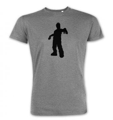 Zombie Silhouette  premium t-shirt